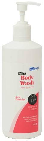 MaxShield Antibacterial Body Wash (CDS4020)