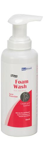 MaxShield Antibacterial Foam Wash (CDS4905)